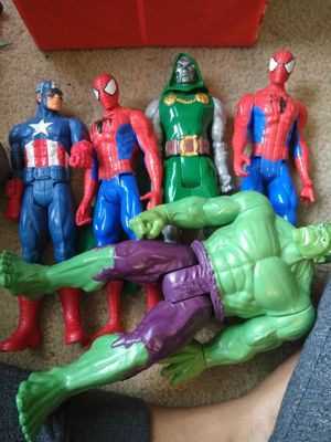 Action figures for Sale in Washington, DC