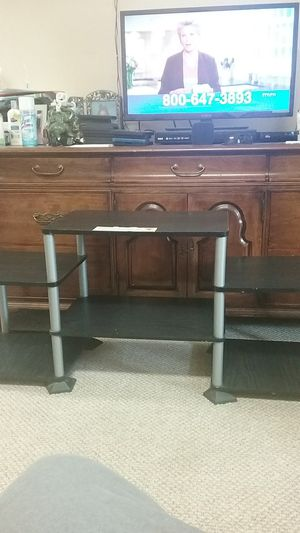 Tv stand for Sale in Grape Creek, TX