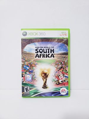 2010 World Cup South Africa Xbox 360 Game for Sale in Fresno, CA