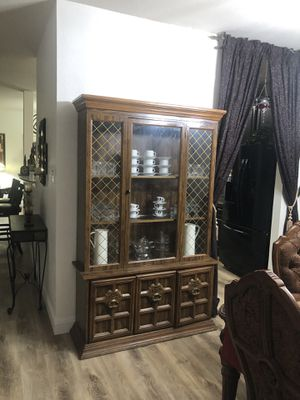 Cabnent China for Sale in Wylie, TX