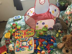 BUNCH OF BABY/KIDS TOYS (NINOS ) for Sale in Laurel, MD