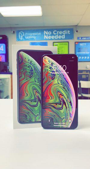 iPhone XS Max 256GB Unlocked - Verizon, T-Mobile, ATT, Cricket, Metro! for Sale in Arlington, TX
