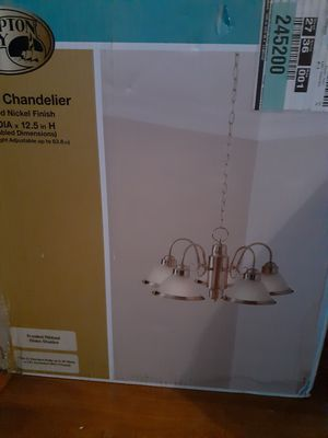 5 Light Chandelier for Sale in Brandon, FL