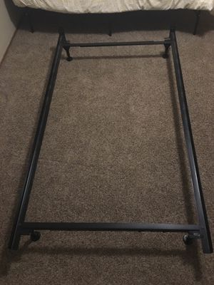 Bed frame for a twin mattress for Sale in Chico, CA
