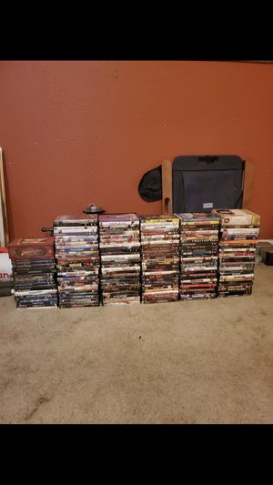 175 dvds for Sale in Kissimmee, FL