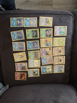23 base set holos for Sale in Waxahachie, TX