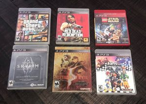 PS3 PlayStation Game just $10 Each for Sale in Port St. Lucie, FL