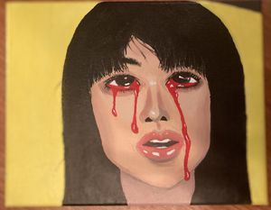 GOGO YUBARI PAINTING for Sale in Coyote, CA
