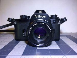 Nikon EM Film Camera for Sale in San Jose, CA