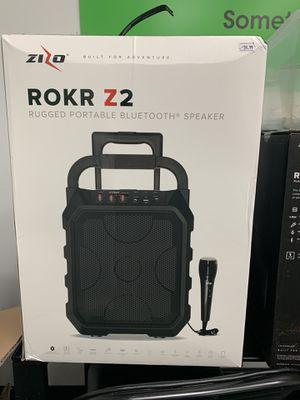 ROKR Z2 BLUETOOTH SPEAKER for Sale in Las Vegas, NV