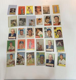 Vintage baseball cards for Sale in Winter Park, FL