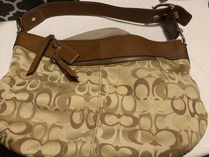 Almost new nice coach purse for Sale in Dallas, TX