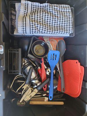 Mystery Kitchen Box! for Sale in Goodyear, AZ