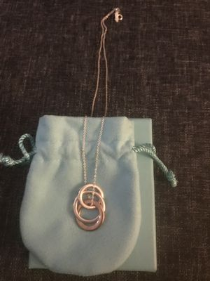 Tiffany necklace for Sale in Quincy, MA