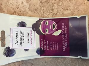 Peel off face mask never used for Sale in Fresno, CA