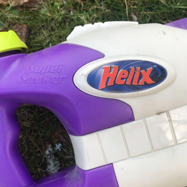 Super Soaker Helix