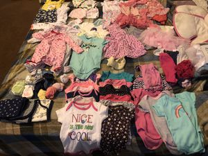Baby girl clothing lot for Sale in Pittsburgh, PA