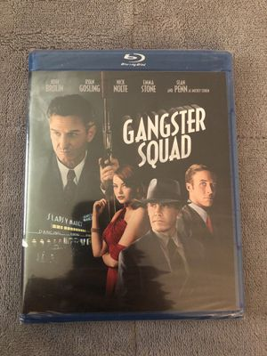 Gangster Squad Blu-ray Still Sealed for Sale in Tampa, FL