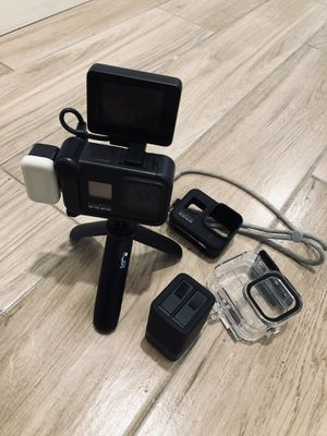 GOPRO HERO 8 BLACK VLOGGING SETUP for Sale in Diamond Bar, CA