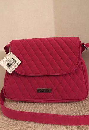 Medium Flap CrossbodyColor Fuchsia for Sale in Frederick, MD