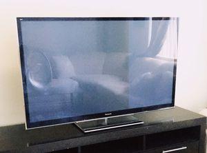 55 inches Panasonic Viera smart TV 3D great condition for Sale in Boynton Beach, FL