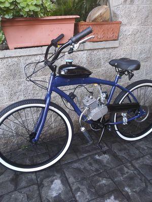 New custom motorized bike 80cc for Sale in Hermosa Beach, CA