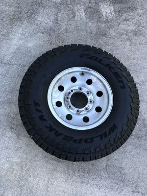 F-250 Stock Wheels and Tires for Sale in Vero Beach, FL