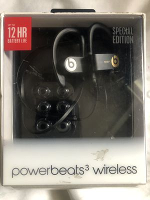 Powerbeats3 Wireless - Trophy Gold Edition for Sale in Santa Ana, CA