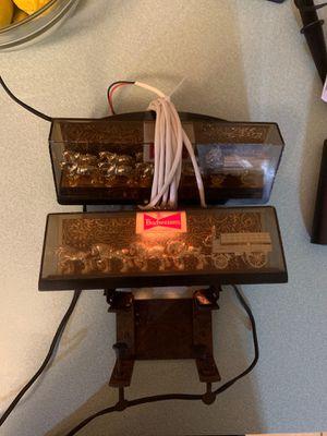 Budweiser cash register lights for Sale in Jacksonville, FL