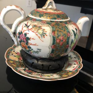 Hand painted tea pot for Sale in Plantation, FL