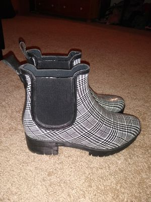 Jeffrey campbell rain boots for Sale in Corona, CA
