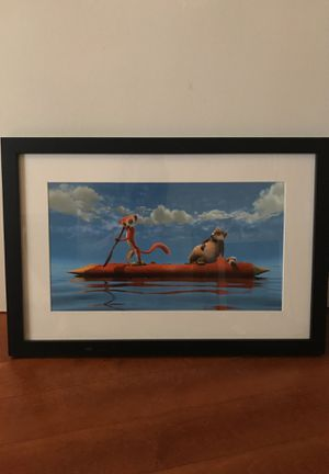 King Julien Framed Print for Sale in Los Angeles, CA