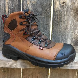 Red Wing shoes mens boots size 8 D Aluminum toe for Sale in Riverside, CA