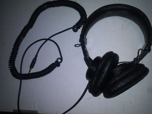 Sony professional studio monitor headphones for Sale in Chicago, IL