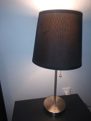 Table lamp for Sale in CTY OF CMMRCE, CA