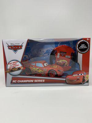 Cars Disney Pixar RC Champion Series Remote Control Lightning McQueen for Sale in El Monte, CA