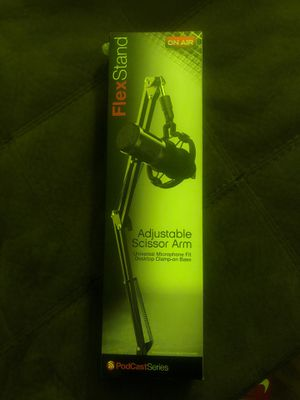 microphone Stand adjustable arm for Sale in Los Angeles, CA