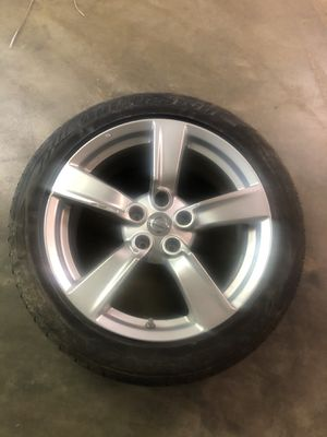 One wheel for Nissan 370Z front for Sale in Marietta, GA