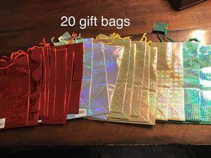 20 gift bags for Sale in Rustburg, VA