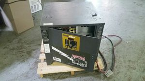Excide Gold Workhog Forklift Battery Charger As Is for Sale in Imperial, MO