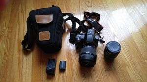 Sony a55 Dslr Camera with 18-55mm for Sale in San Francisco, CA