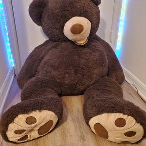 Oso De Peluche Gigante Bear Cotton for Sale in Hollywood, FL