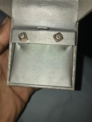 Diamond earrings from Zales for Sale in Seven Hills, OH
