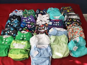New and gently used Cloth diapers for Sale in Virginia Beach, VA