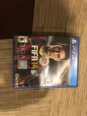 FIFA 14 for PS4 for Sale in Severn, MD