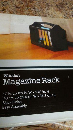 Book/magazine rack for Sale in Tulare, CA
