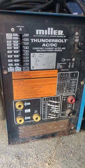 Miller thunderbolt constant current ac/dc welder for Sale in Portland, OR