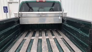 Tool box for step side Sierra/silverado for Sale in Houston, TX