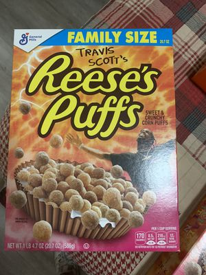Tracis Scott recess puffs for Sale in Chandler, AZ