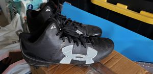 Under armour football cleats for Sale in Rancho Cucamonga, CA